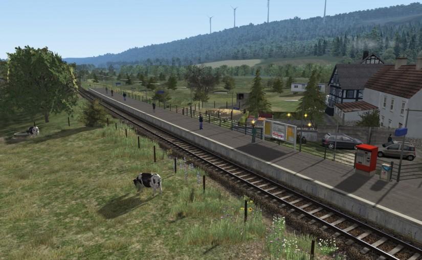 Die Rinckentalbahn ist da!